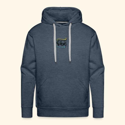 V.I.B.E - Sweat-shirt à capuche Premium pour hommes