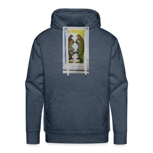 IMG 20190201 WA0008Lips - Men's Premium Hoodie