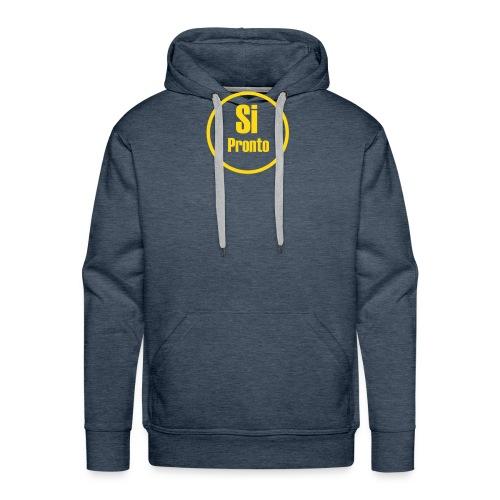 logo sipronto - Männer Premium Hoodie