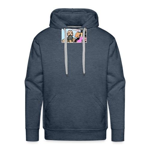 realdarkside nl - Mannen Premium hoodie