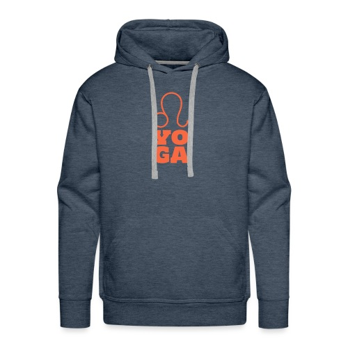 YOGA Design - Männer Premium Hoodie