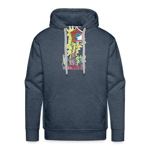 cabanes 1 - Sudadera con capucha premium para hombre