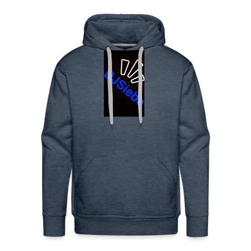 Dj Siebe - Sweat-shirt à capuche Premium pour hommes