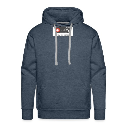 collection homme Geek manette - Sweat-shirt à capuche Premium pour hommes