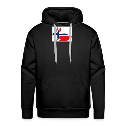 bunny_NY_LOGO_LI - Men's Premium Hoodie