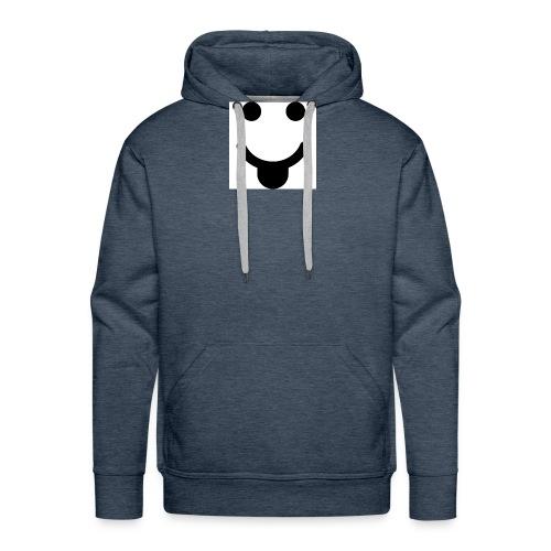 smlydesign jpg - Mannen Premium hoodie