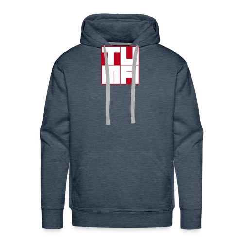 tuma logo bicolor - Männer Premium Hoodie