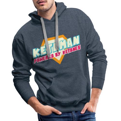Keto Shirt Mann Diät - Männer Premium Hoodie