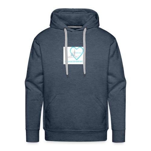 BalanceTonPortMarseille - Sweat-shirt à capuche Premium pour hommes