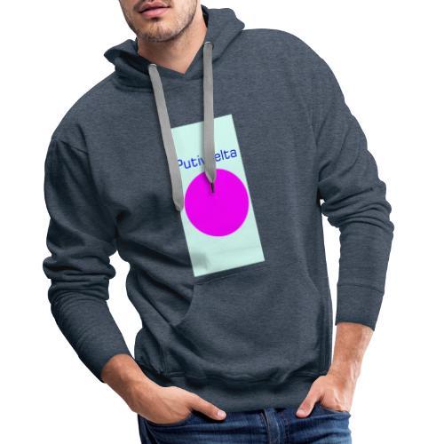 La bolsa de la putivuelta - Sudadera con capucha premium para hombre