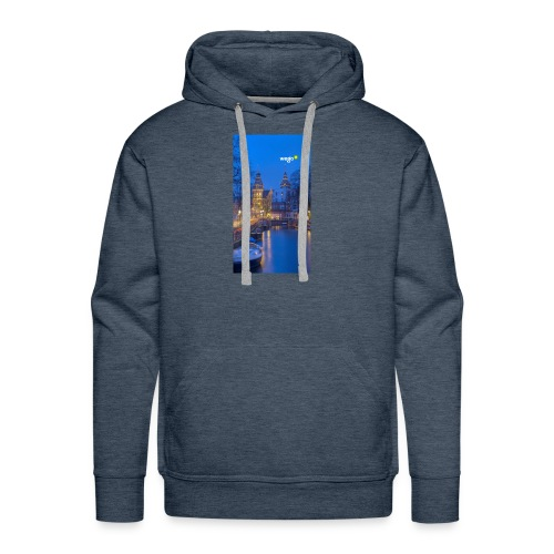 Youness - Sweat-shirt à capuche Premium pour hommes