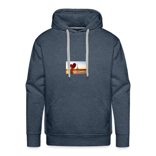 France - Sudadera con capucha premium para hombre