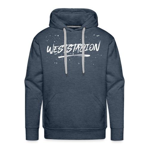 Weststadion - Männer Premium Hoodie