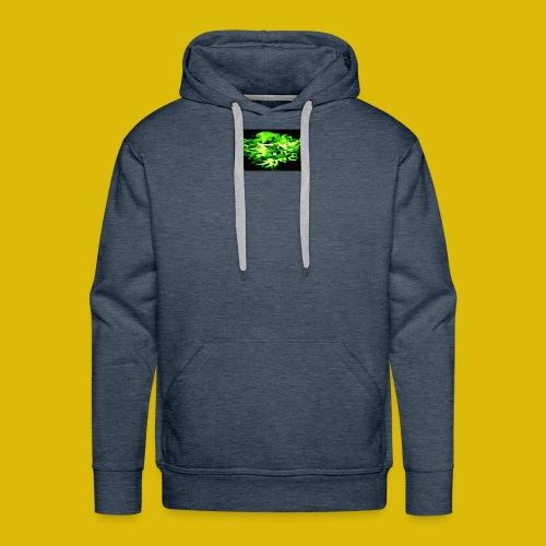 lucentipes dark - Sweat-shirt à capuche Premium pour hommes