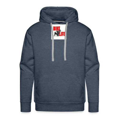 KEEP IT BIKELIFE - Men's Premium Hoodie