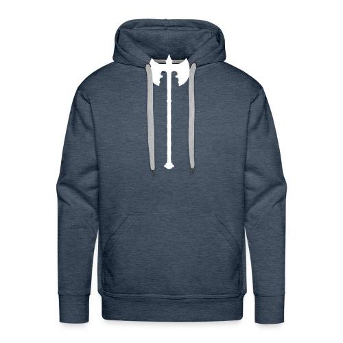 Axt - Männer Premium Hoodie