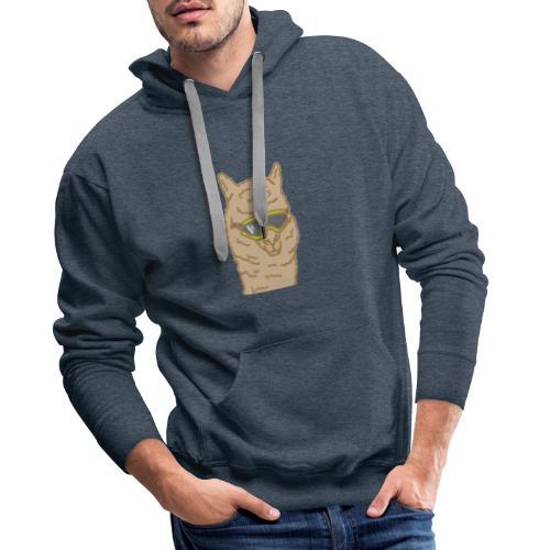 Team Alpaca Shirts - Männer Premium Hoodie