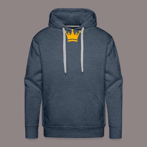 Kronen Produkte - Männer Premium Hoodie