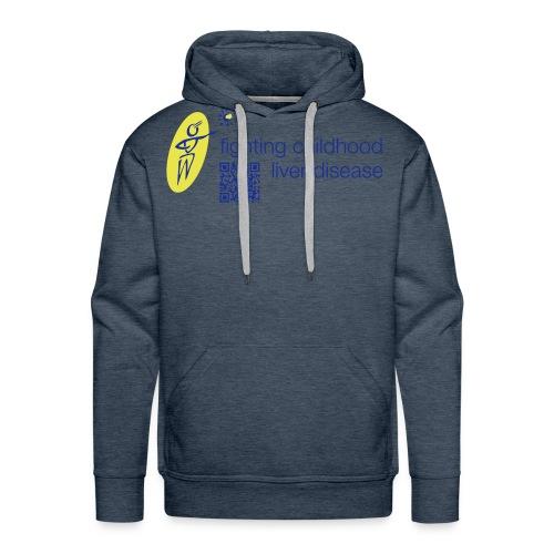 CLDF online logo - Men's Premium Hoodie