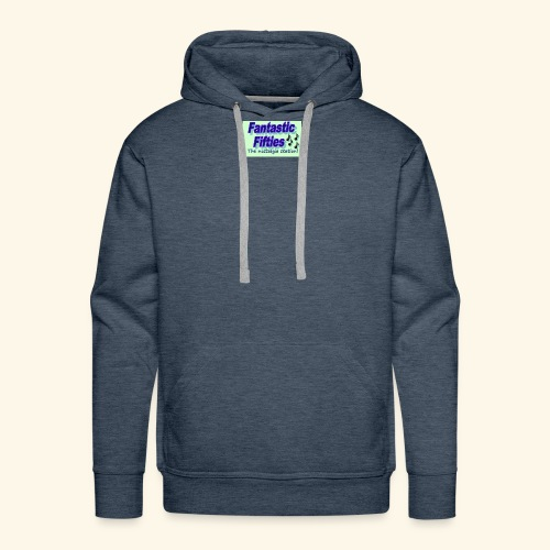 The nostalgia station - Men's Premium Hoodie