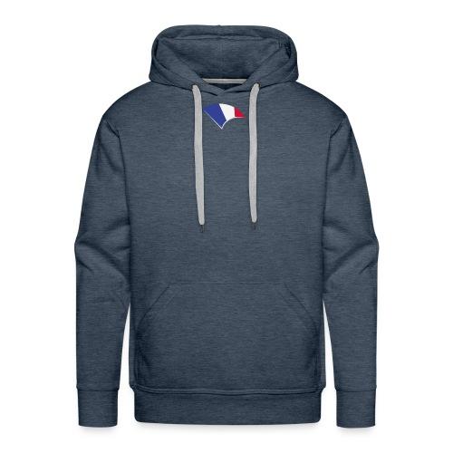 IMG 5298 - Sweat-shirt à capuche Premium pour hommes