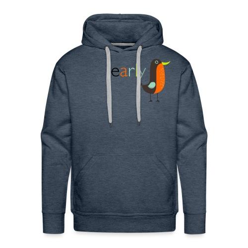 earlybird - Mannen Premium hoodie