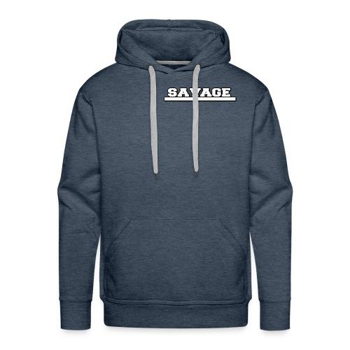 Savage Design - Men's Premium Hoodie