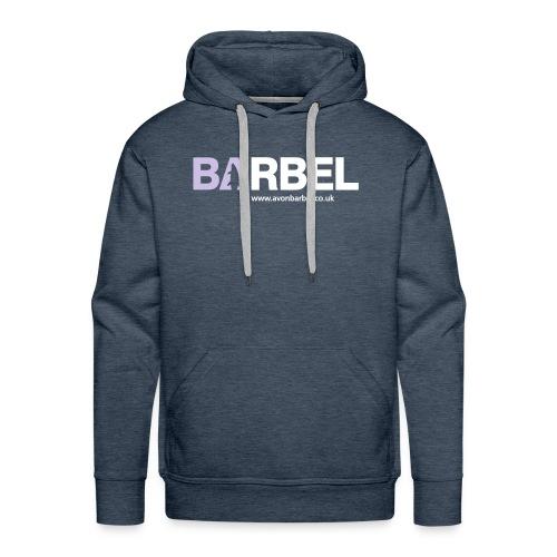 barbel tag - Men's Premium Hoodie