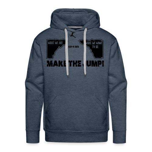 makethejump - Männer Premium Hoodie