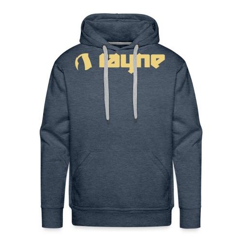 Rayne Logo Vectorized - Männer Premium Hoodie