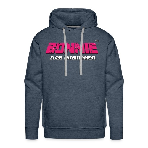 Bonnie Class - Sudadera con capucha premium para hombre