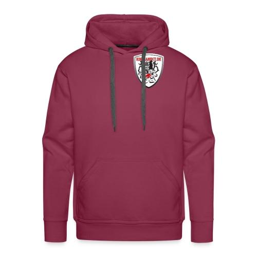 KopiBandet.DK Logo - Herre Premium hættetrøje