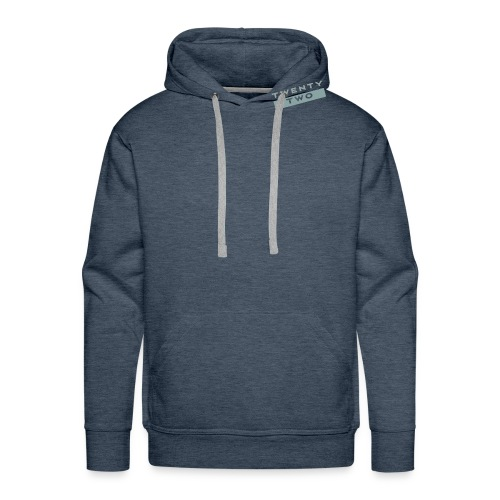Twenty Two - Men's Premium Hoodie