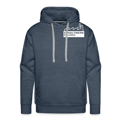 schaltwerk logo orginal - Männer Premium Hoodie