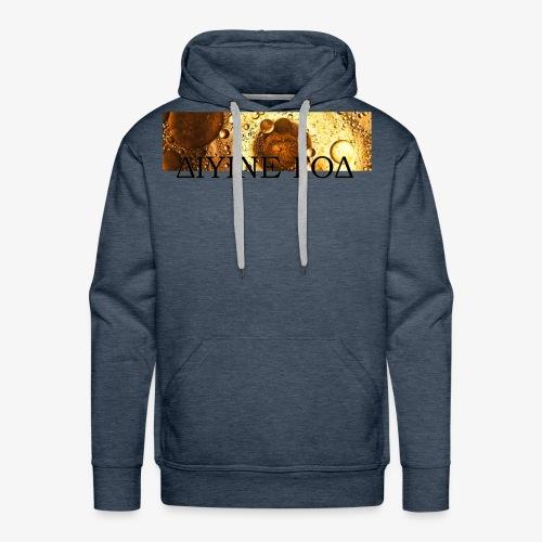 Be Funky Gold 1.0 ΔΙΥΙΝΕ ΓΟΔ - Mannen Premium hoodie