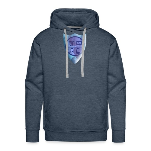 Emblem of the knight - Men's Premium Hoodie