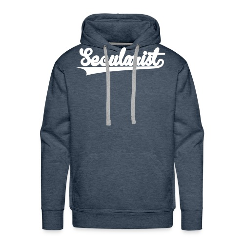 nssshirtbaseballgreen - Men's Premium Hoodie