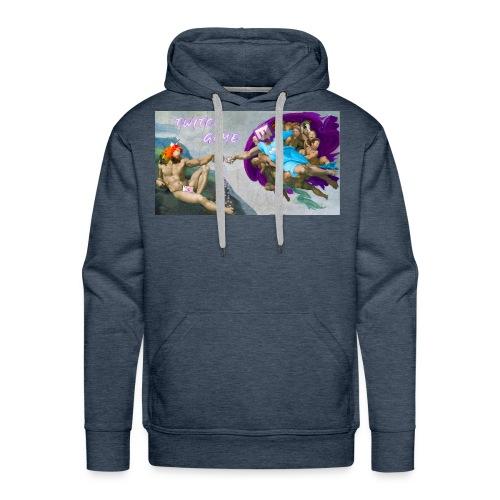 TwitchGame - Sweat-shirt à capuche Premium pour hommes