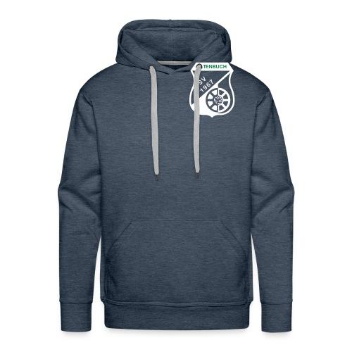 SVA-Wappen-schwarz - Männer Premium Hoodie