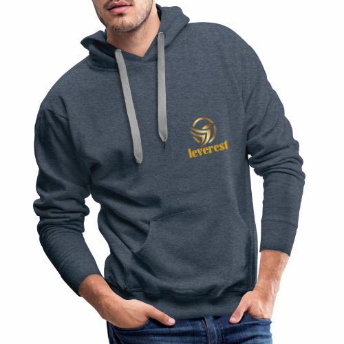 Leverest-Mode - Männer Premium Hoodie