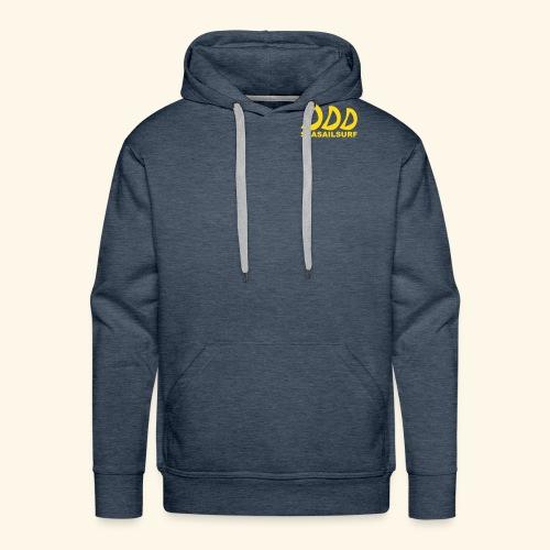0704ssslogonew - Sweat-shirt à capuche Premium pour hommes