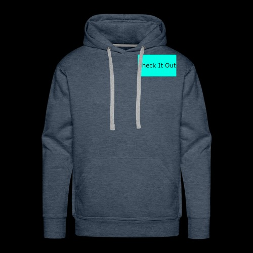check it out - Men's Premium Hoodie