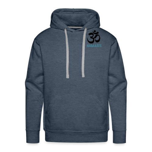 NAMASTE - Sweat-shirt à capuche Premium pour hommes
