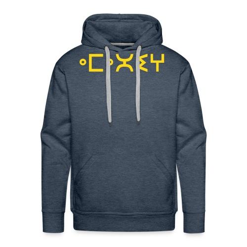 Amazigh Word - Mannen Premium hoodie