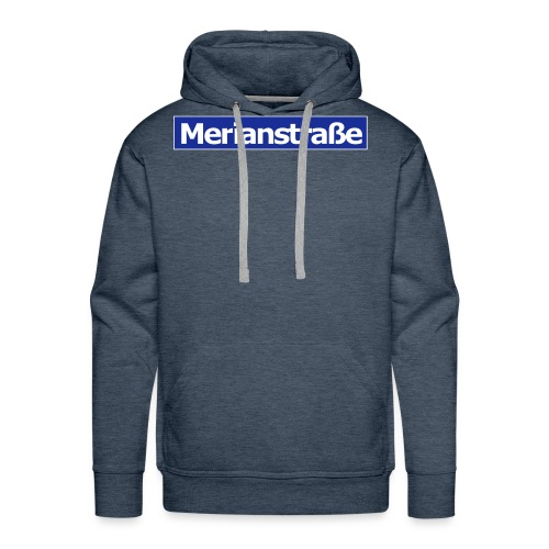 Merianstraße - Das Buch - Männer Premium Hoodie