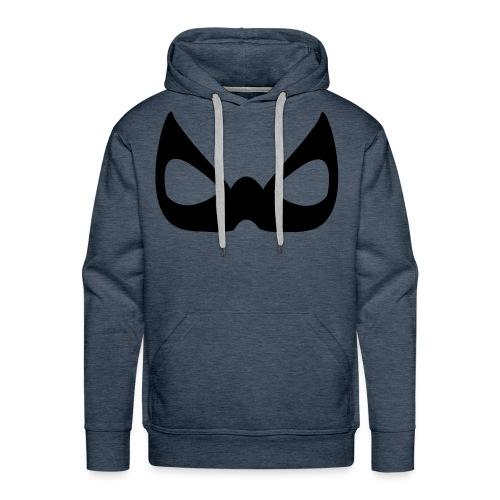 dessin 8 - Sweat-shirt à capuche Premium pour hommes