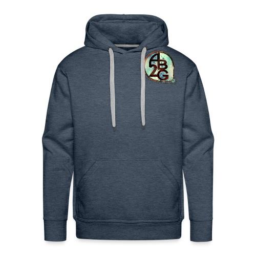 AB2G - Sweat-shirt à capuche Premium pour hommes