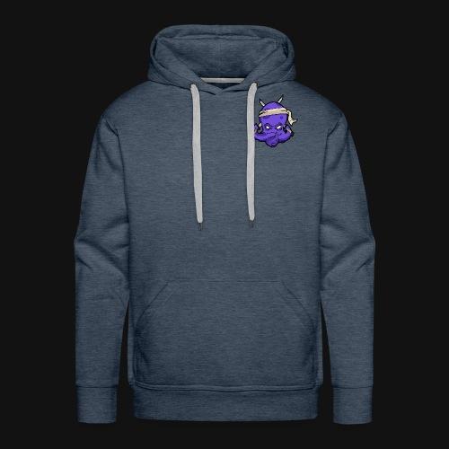 LOGO ZEPHYR SIMPLE COLOR - Sweat-shirt à capuche Premium pour hommes
