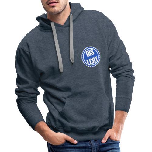 Ois Echt Logo - Männer Premium Hoodie