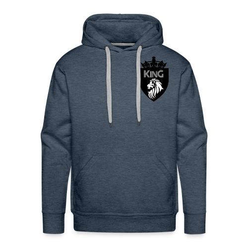 king - Männer Premium Hoodie